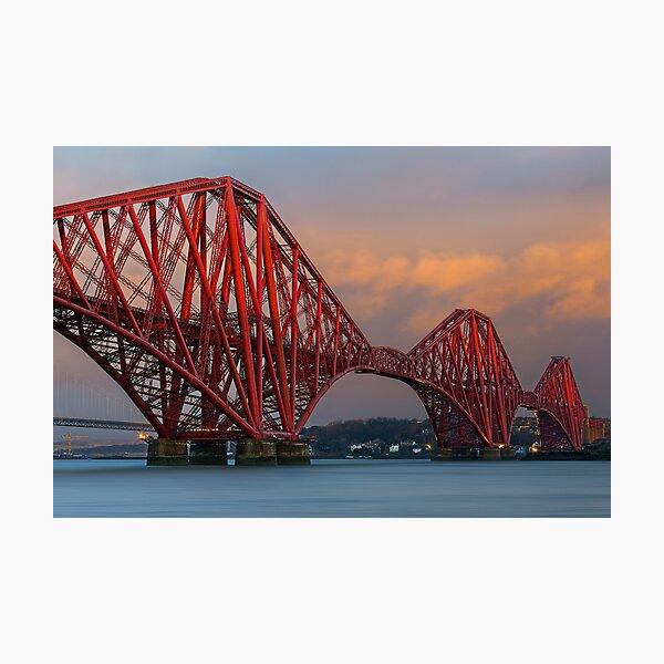 Forth Bridge (2) Photographic Print