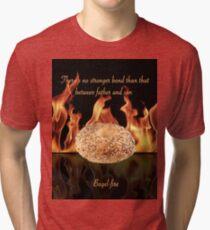 BagelFire Tri-blend T-Shirt