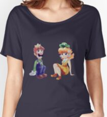 Luigi and Daisy Women's Relaxed Fit T-Shirt