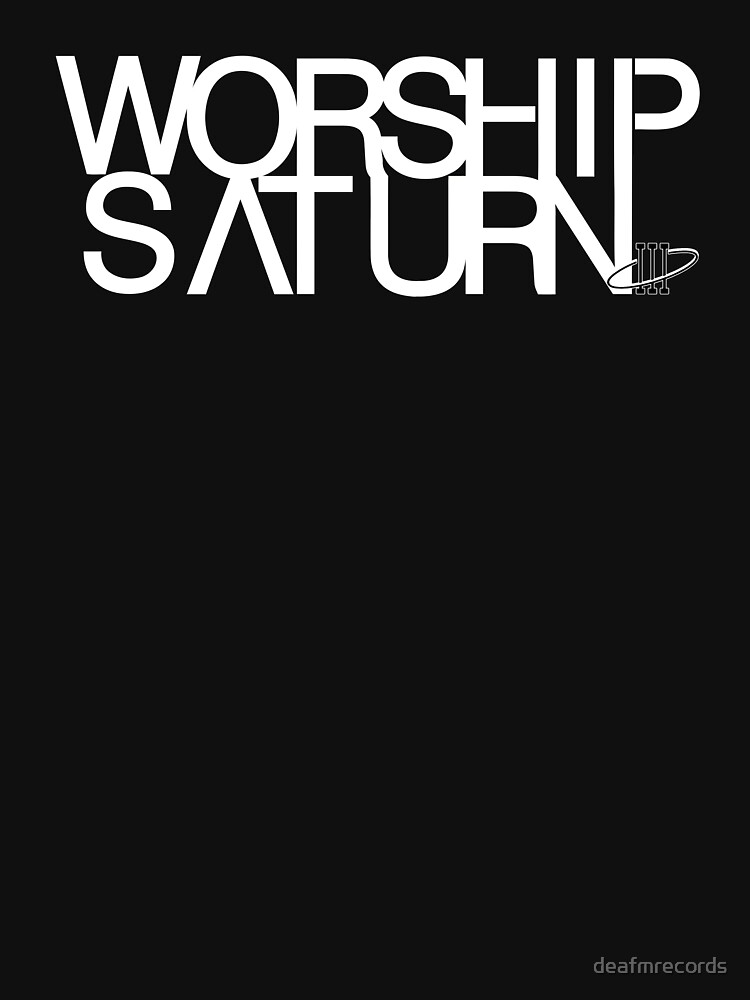 "The Saturn III - ""Worship"" by deafmrecords"