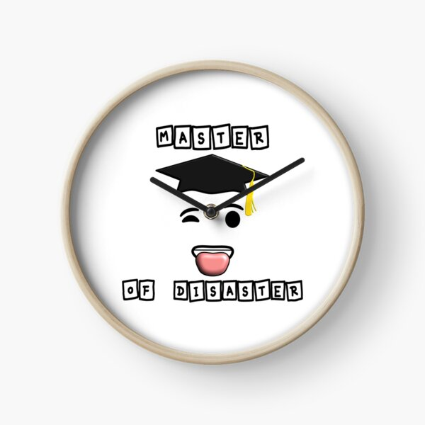 Master Of Disaster Master Absolvent 2020 Du Kannst Stolz Auf Dich Sein Sei Glücklich Uhr
