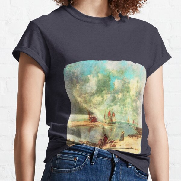 On The Water Front Classic T-Shirt
