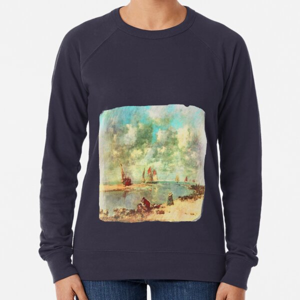 On The Water Front Lightweight Sweatshirt