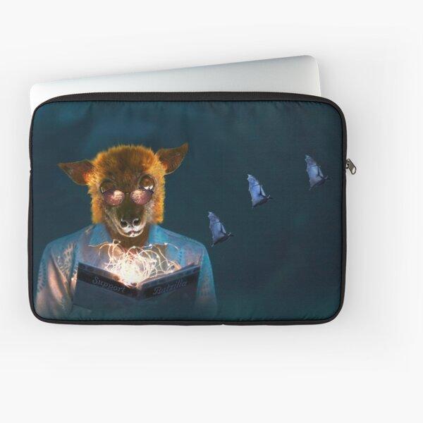 Batzilla - Bat Fantasy  Laptop Sleeve