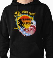 West Coast California Pullover Hoodie