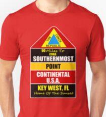 Key West Conch Republic Unisex T-Shirt