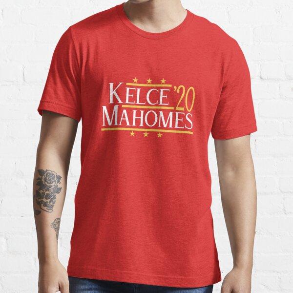 Kansas City Football Kelce Mahomes 2020 Essential T-Shirt