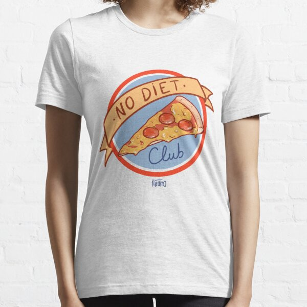 No Diet Club Essential T-Shirt