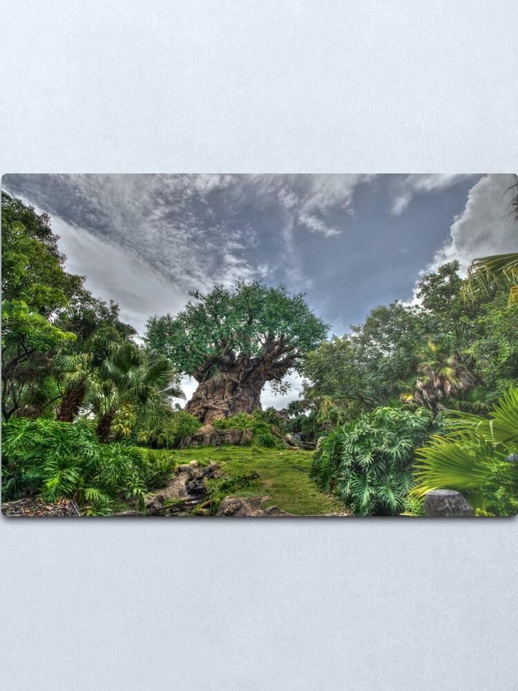 Alternate view of Tree of Life Metal Print