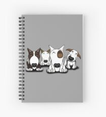 Cuaderno de espiral EBT Group Cartoon Design