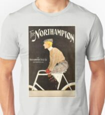 American Golden Age bicycle advertising by Penfield T-Shirt