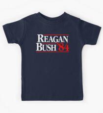 Reagan/Bush '84 Kids T-Shirt