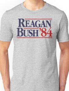Reagan/Bush '84 Unisex T-Shirt