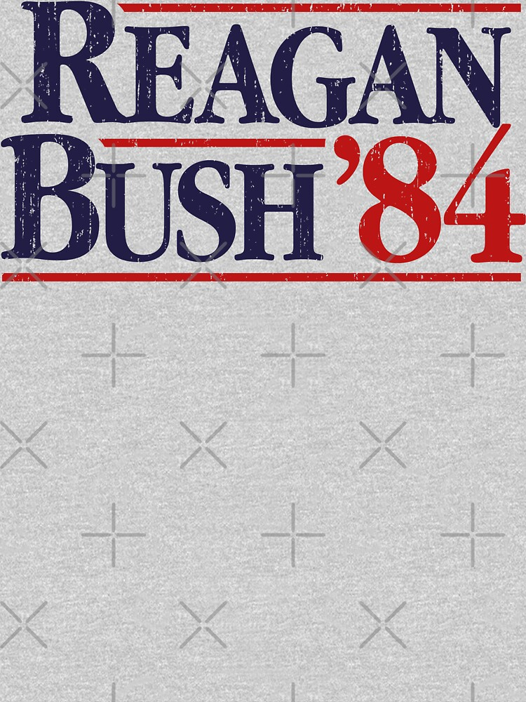 Reagan/Bush '84 | Unisex T-Shirt