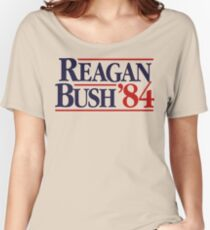 Reagan/Bush '84 Women's Relaxed Fit T-Shirt