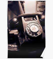 Telephony Poster