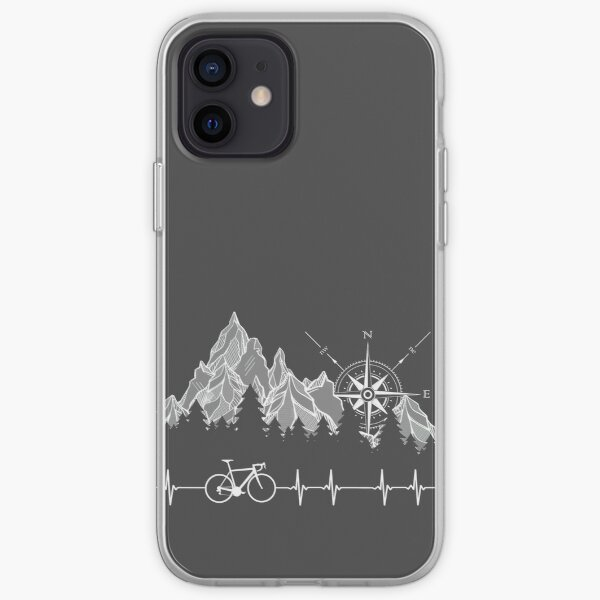 Cycling Life iPhone Soft Case