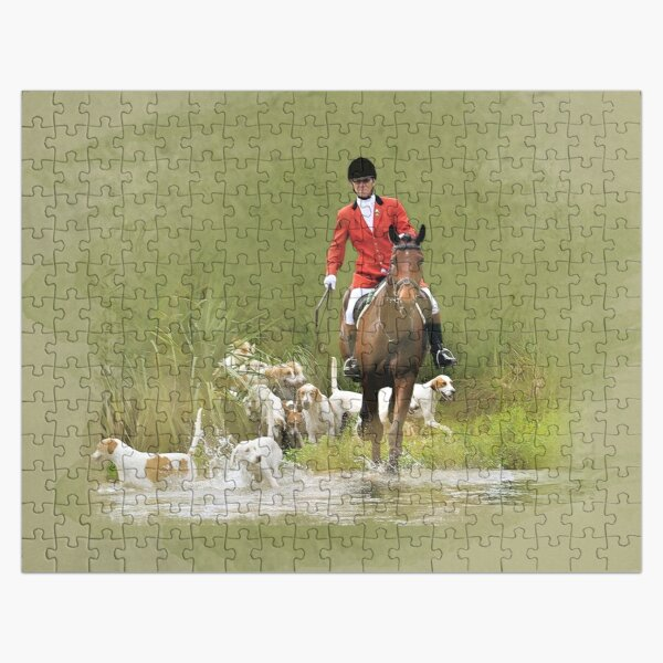The Hunt Jigsaw Puzzle