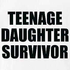 Teenage Daughter Survivor by NinaQ