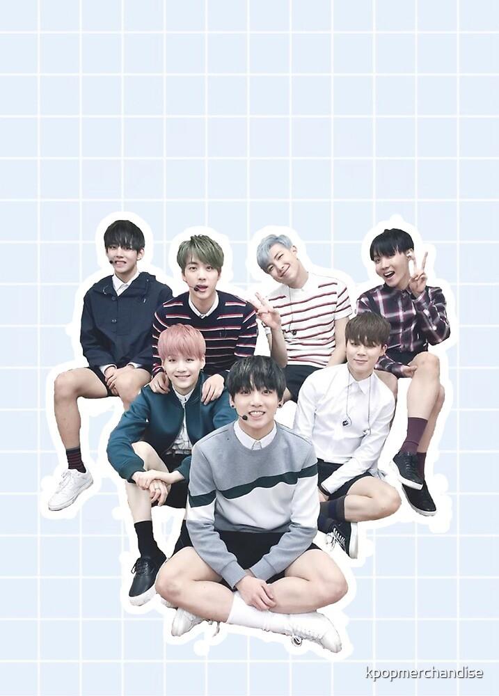 BTS by kpopmerchandise