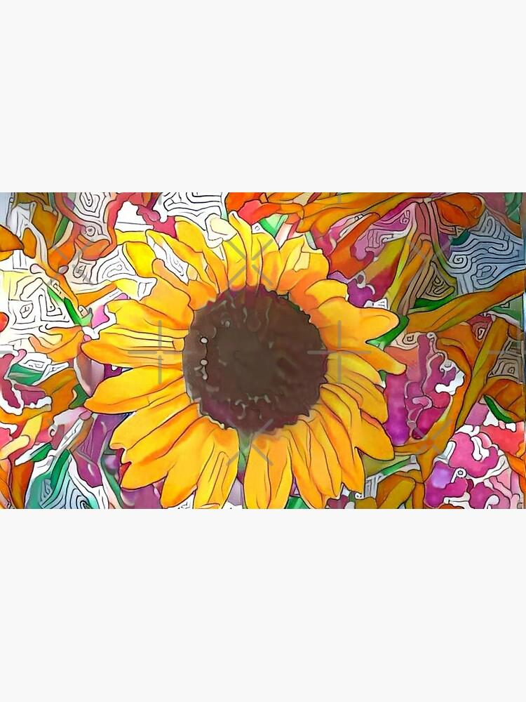 The Sunflower-Sunflower-Sunflower Fields-Sunflower Seeds by Matlgirl