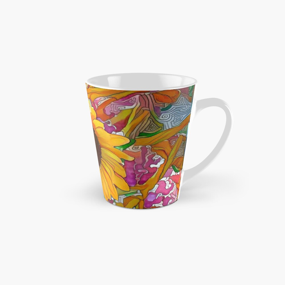 The Sunflower-Sunflower-Sunflower Fields-Sunflower Seeds Mug