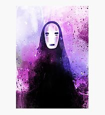 No Face Photographic Print