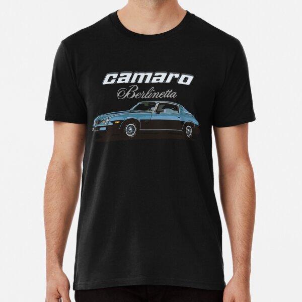 1979 Camaro Berlinetta Coupé Premium T-Shirt