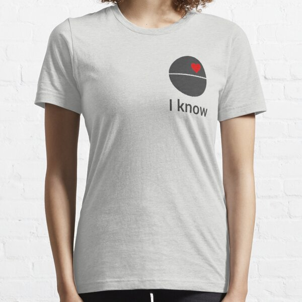 I know (death star) Essential T-Shirt