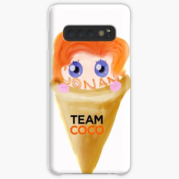 Ice Cream CONAN Samsung Galaxy Snap Case