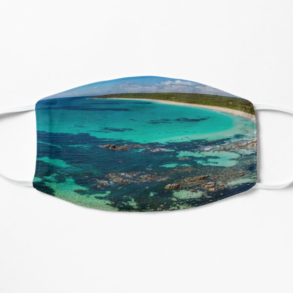 Bunker Bay, South West Australia Flat Mask