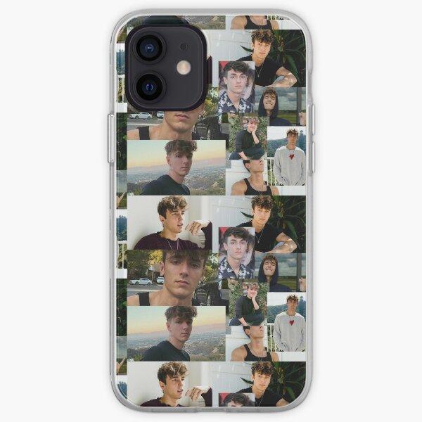 Collage de Bryce Hall Funda blanda para iPhone