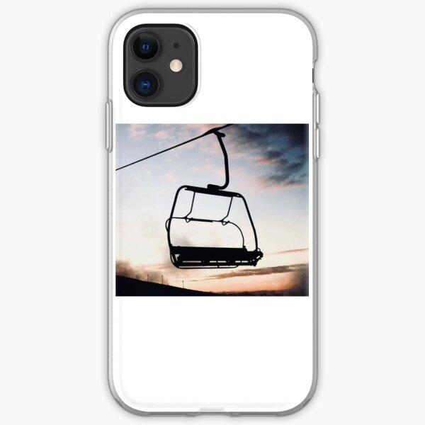 Sunrise at Mt Hotham, Australia iPhone Soft Case
