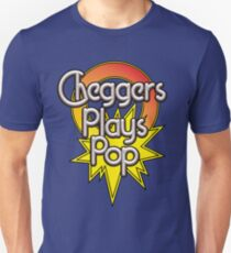 Cheggers Plays Pop T-Shirt