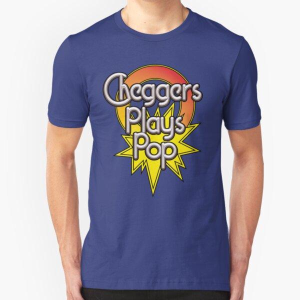 NDVH Cheggers Plays Pop Slim Fit T-Shirt