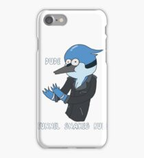 Dude, Tunnel Snakes Rule iPhone Case/Skin