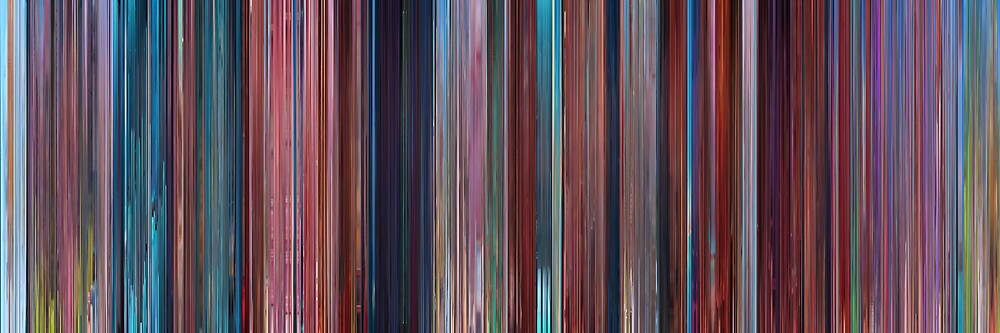 Moviebarcode: Despicable Me 2 (2013)  by moviebarcode