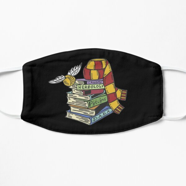 Harry-Magical Book Collections Mask