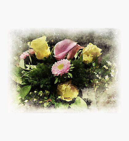 Spring Bouquet Fotodruck