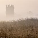 Church in the Mist by John Dunbar