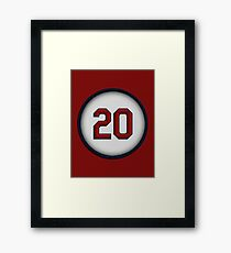 20 - The Franchise Framed Print