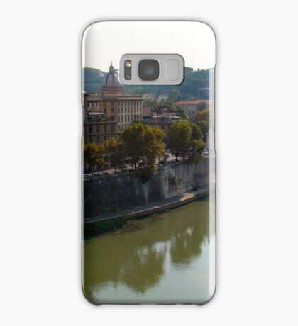 Just Around the River Bend Samsung Galaxy Case/Skin