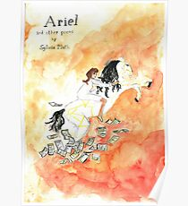Ariel book cover Poster