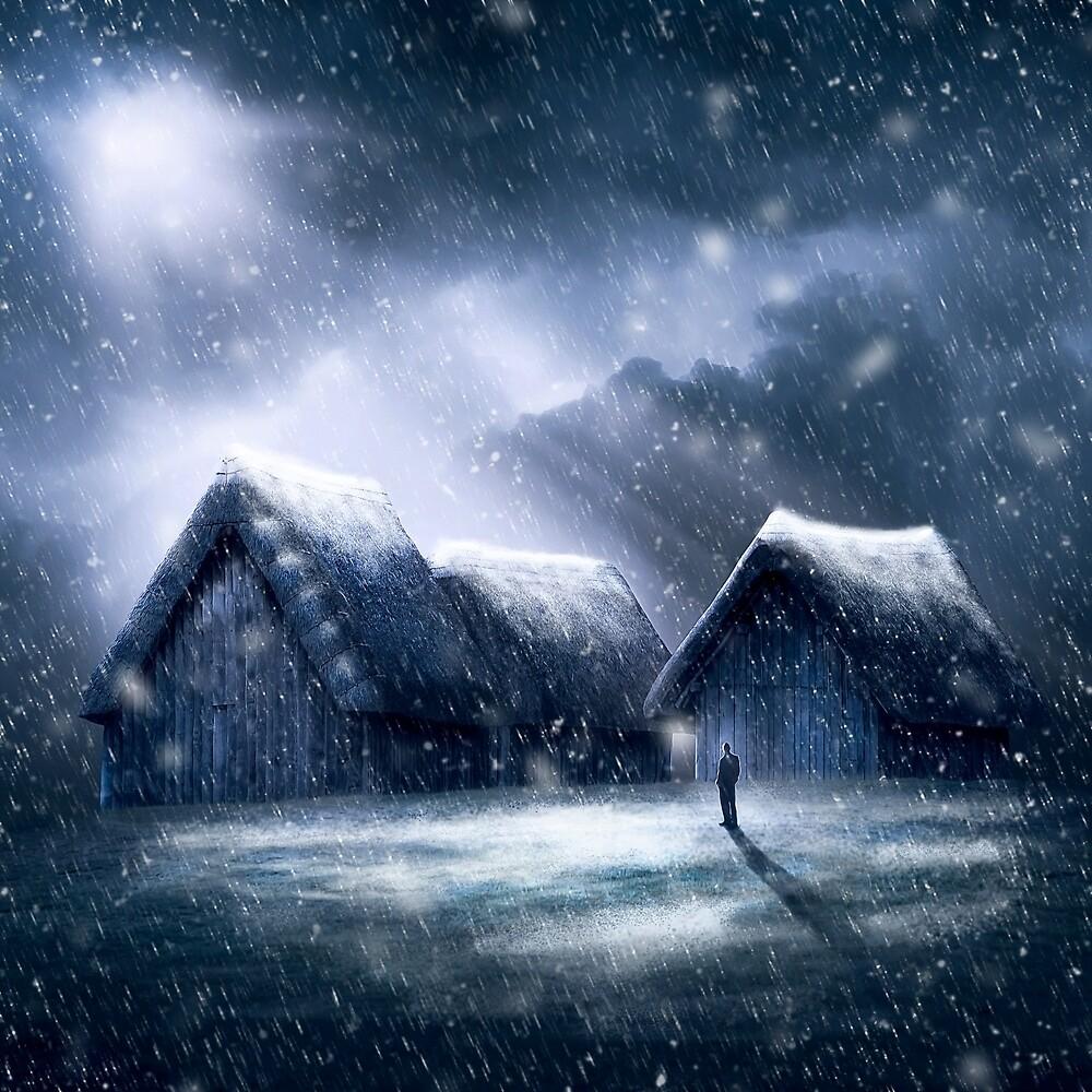 Going Home for Christmas by Svetlana Sewell