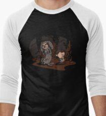 Best Friends? Men's Baseball ¾ T-Shirt