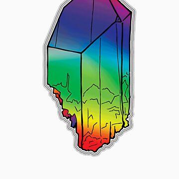 Quartz Crystal [Spectrum] by Lewis-Morris