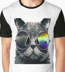 The coolest cat Graphic T-Shirt