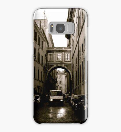 One Way Street Samsung Galaxy Case/Skin