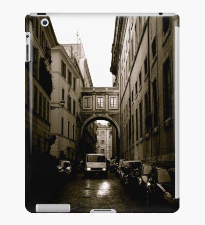 One Way Street iPad Case/Skin