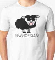 Cute Black Sheep Unisex T-Shirt
